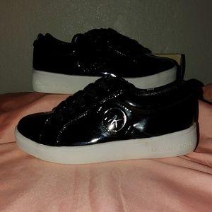 Size 13Y Michael Kors Sneakers
